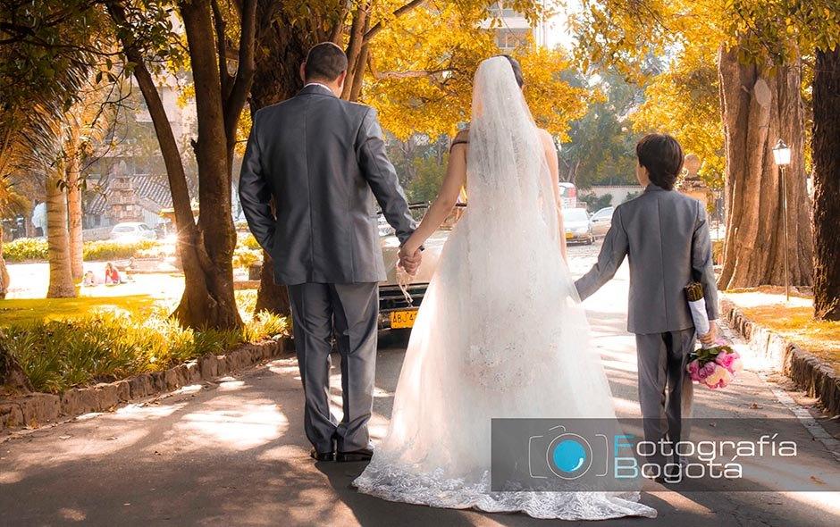 Fotografos para Bodas Fotografía Bogotá Matrimonios
