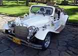 Carros de bodas y matrimonios clasicos nuevos romanticos