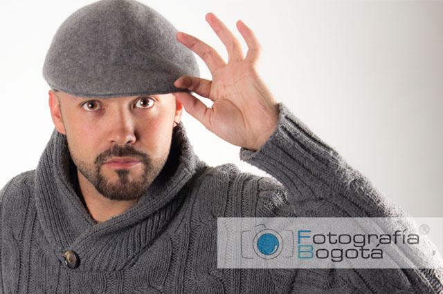 Foto Estudio Profesional Fotografía Bogotá Hombre Caballero Niño Joven Adulto
