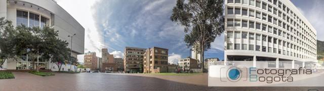 Fotografia de Arquitectura Panorámica foto 360° Fotografía Bogotá