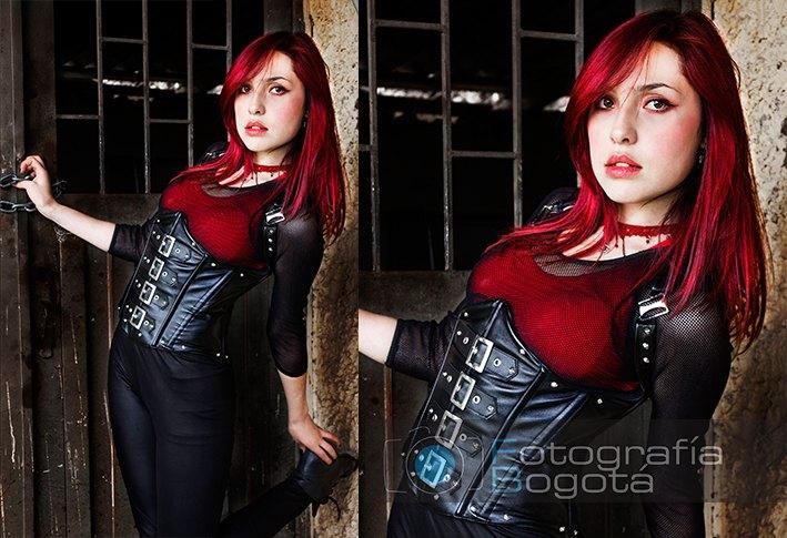 Foto Estudio Casting Profesional Fotografia Bogota Mujer Modelaje