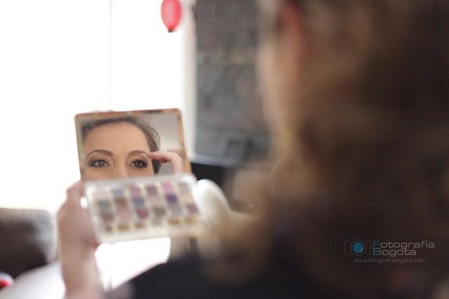 fotografias de bodas ojos perfectos maquillaje profesional