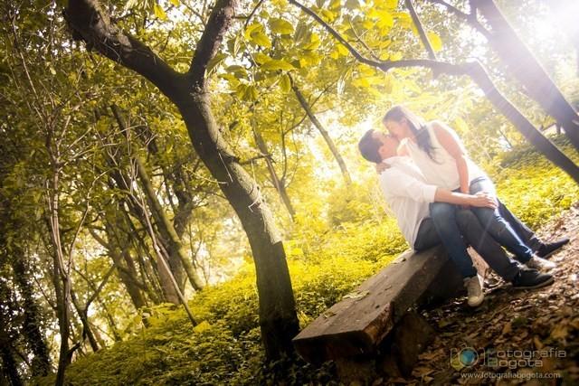 Fotografia para parejas jardin botanico pre boda fotos de for Jardin botanico bogota tarifas 2016
